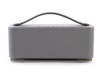 ARTHZ-IBIZA-Mini-Wireless-Speaker-Titanium-Silver