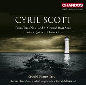 Scott: Chamber Works (Piano Trios Nos.172/ Clarinet Quintet & Trio/ Cornish Boat Song)
