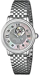 Raymond Weil Women's 2627-ST-00994 Maestro Diamond-Accented Stainless Steel Watch
