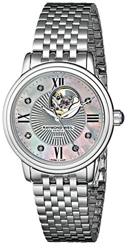 Raymond Weil Ladies Maestro Watch 2627-ST-00994