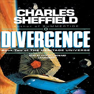Divergence: The Heritage Universe, Book 2 | [Charles Sheffield]
