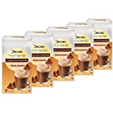 Jacobs Cappuccino Specials Toblerone, Pack of 5, 5 x 10 Servings