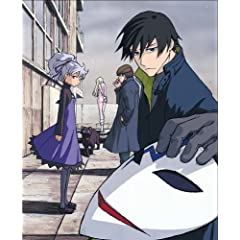 DARKER THAN BLACK-���̌_���- Blu-ray BOX