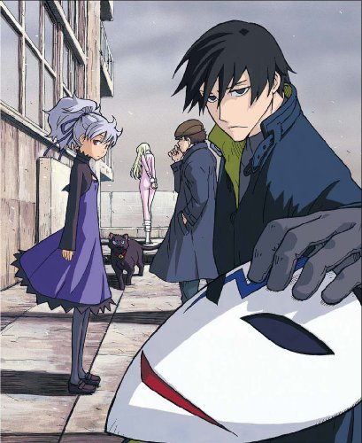DARKER THAN BLACK-������- Blu-ray BOX