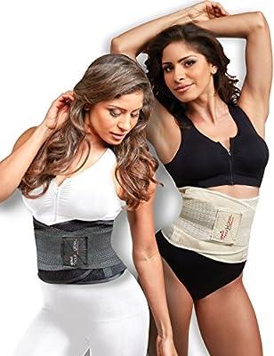 Genie Hourglass Waist Trainer Belt - Shapewear for Women