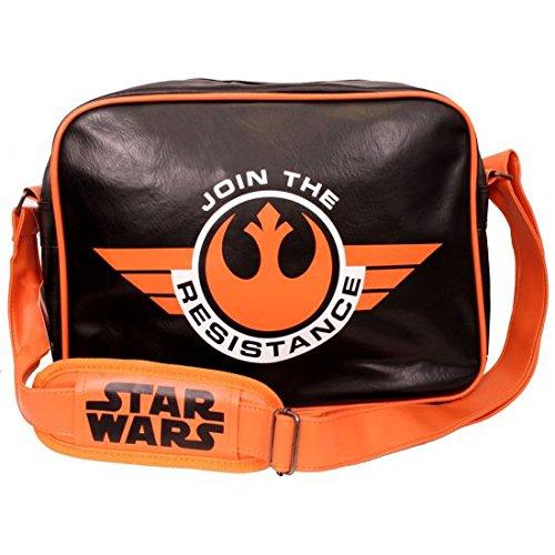 """Star Wars Il Potere della Forza VII risveglia """"Join The Resistance"""" Tracolla Messenger"""