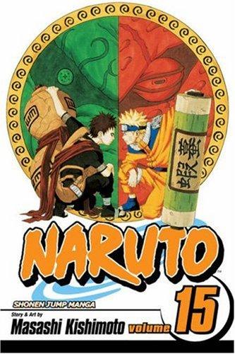 NARUTO -ナルト- コミック15巻 (英語版)