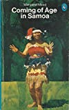 COMING OF AGE IN SAMOA (PELICAN BOOKS) (0140201270) by MARGARET MEAD