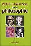 echange, troc Hervé Boillot - Petit Larousse de la philosophie
