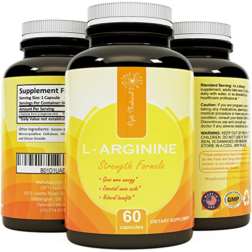 Complete-L-Arginine-Complex-HCL-Essential-Amino-Acid-Workout-Vitamin-for-Weight-Loss-Increased-Energy-Boost-Metabolism-Increase-Muscle-Mass-Immune-System-Support-for-Men-Women-Teens