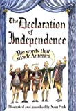 The Declaration of Independence (0439407001) by Jefferson, Thomas