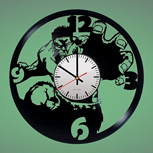 World-War-Hulk-HANDMADE-Vinyl-Record-Wall-Clock-Get-unique-home-room-wall-decor-Gift-ideas-for-boys-and-men-Marvel-Comics-Unique-Art-Design-Leave-us-a-feedback-and-win-your-custom-clock