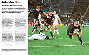 IRB Rugby World Cup 2015: The Official Tournament Guide from Carlton Books Ltd