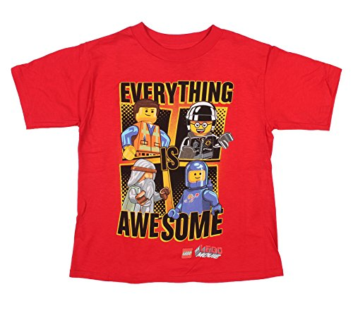 LEGO-Movie-Everything-Is-Awesome-Boys-T-Shirt