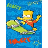 The Simpsons Bart Simpson Beach Towelby Character World