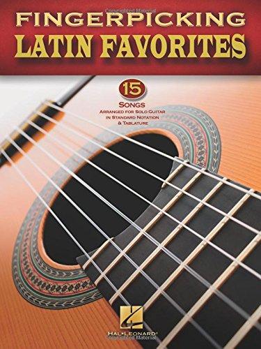 Fingerpicking Latin Favorites