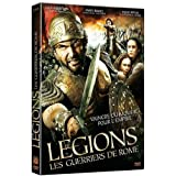 Legions : Les guerriers de Romepar Alex Kingston