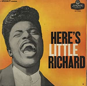 here's little richard LP