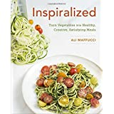 NEW YORK TIMES BESTSELLERThe definitive cookbook for using a spiralizer: the kitchen gadget that turns vegetables and fruits into imaginative, low-carb dishes.  On her wildly popular blog, Inspiralized, Ali Maffucci is revolutionizing healthy eating...