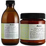 Davines Alchemic Golden Shampoo & Conditioner Duo 8.45 Oz Each by Davines [Beauty]