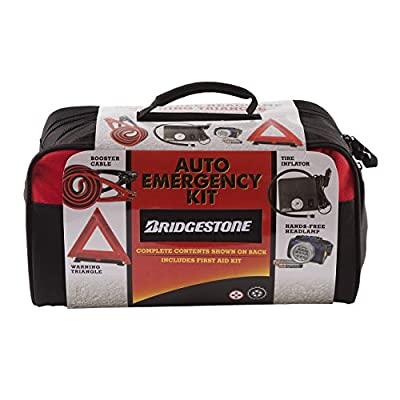 Bridgestone Auto Emergency Kit