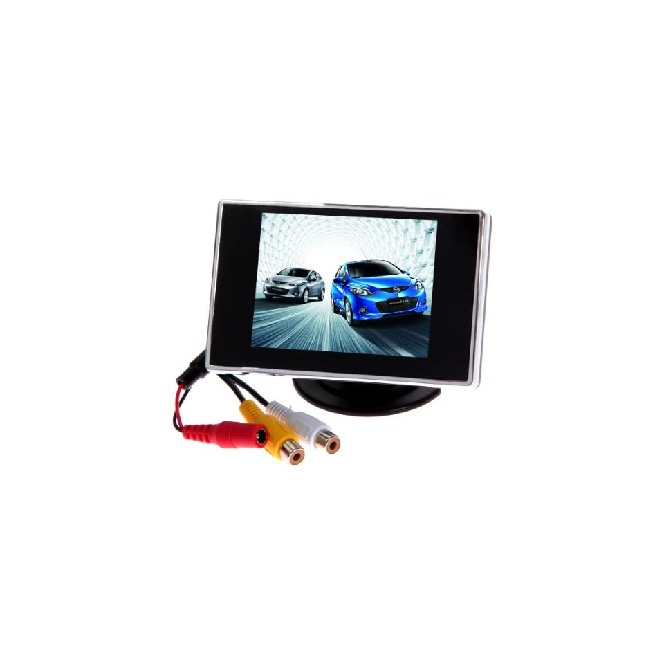 3.5 TFT LCD Rear view car Mirror Monitor