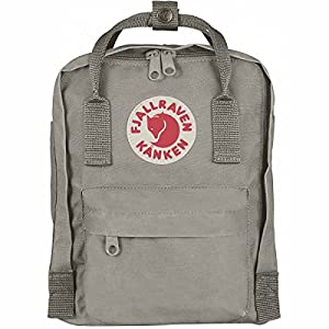 Fjallraven F23561 Unisex Kanken Mini Bag, Air Blue - OS