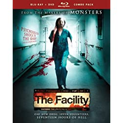 The Facility (BD+DVD Combo) [Blu-ray]