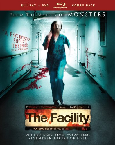 Alex Reid - The Facility (With DVD, 2 Pack, 2PC)