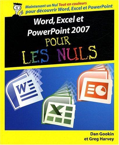 word excel access powerpoint 2010 pour les nuls pdf