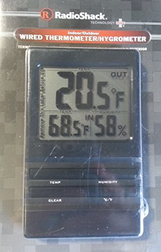 radioshack-wired-thermometer-hygrometer-indoor-outdoor