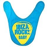 Ibiza Rocks: Babero Plectro 2016 - Turquesa, Talla única