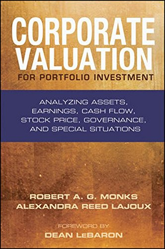Corporate Valuation for Portfolio Investment: Analyzing Assets, Earnings, Cash Flow, Stock Price, Governance, and Specia