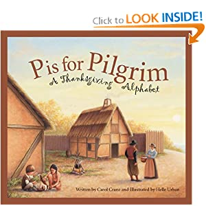 P Is for Pilgrim: A Thanksgiving Alphabet (Alphabet Books)