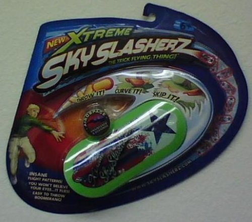 Xtreme Sky Slasherz the Trick Flying Thing! Assorted