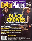 img - for Guitar Player Magazine (August 2008) (The Black Crowes - Rich Robinson & Luther Dickinson's Retro Rave-ups) book / textbook / text book