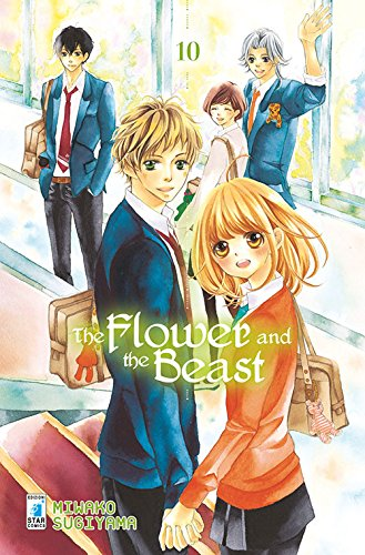 The flower and the beast: 10