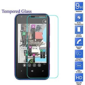 CEDO for Microsoft Nokia Lumia 620- CEDO anti shatter Tempered Glass Screen Protector