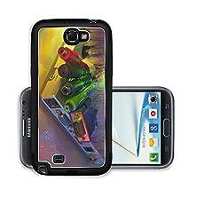 buy Liili Premium Samsung Galaxy Note 2 Aluminum Snap Case Media Plug And Hub With Fiber Optical Background Photo 20839727