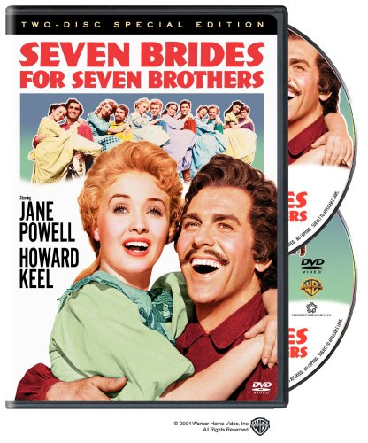 Cover art for  Seven Brides for Seven Brothers (Two-Disc Special Edition)