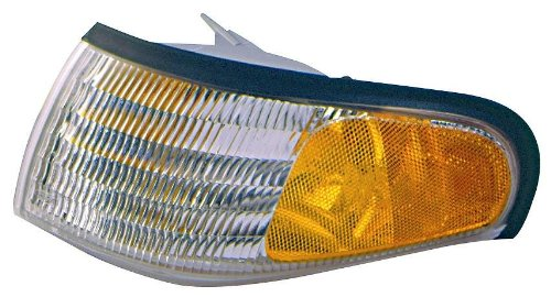 Depo 331-1540L-US Ford Mustang Driver Side Replacement Parking Light Unit (1996 Mustang Driver Side Mirror compare prices)