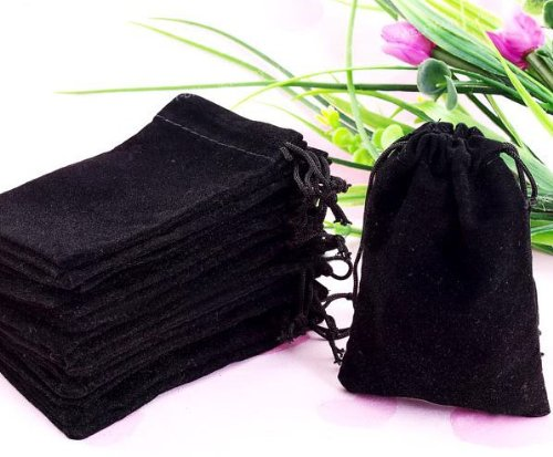 10 Pieces - Wholesale Jewelry Pouches - Wholesale lot of (3.5