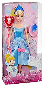 Mattel Disney Princess Party Princess Ariel Doll