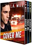 Cover Me Boxed Set: The Complete Tril...