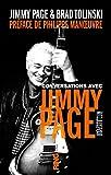 echange, troc Brad Tolinski, Jimmy Page - Conversations avec Jimmy Page - Led-Zeppelin