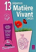 13 séquences Matière Vivant (+ DVD-Rom)