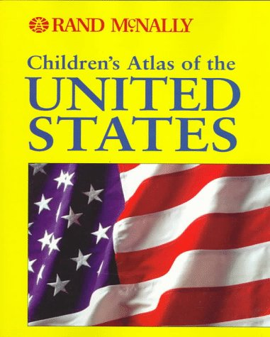 Children's Atlas of the United States, McNally,Rand