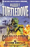 Colonisation: Second Contact (0340751444) by Turtledove, Harry