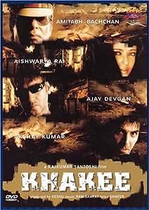 Khakee (2004) (Hindi Action Film / Bollywood Movie / Indian Cinema DVD)