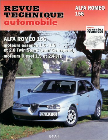 [MU] Revue technique automobile alfa 145
